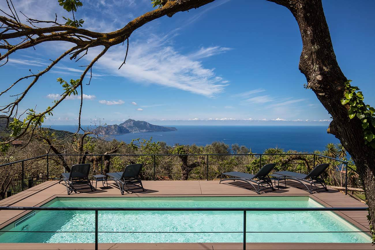 Casa Aprea Luxury Villas Amalfi Coast & Sorrento - Feeling Italy